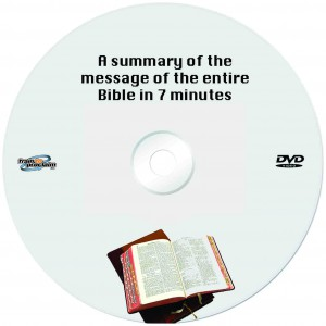 Summary of the message of the Bible